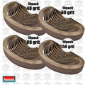 "Makita 742301 40pk 1-1/8"" x 21"" Sanding Belts Kit"