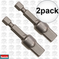 "Makita 785517-A 2pk 3/8"" Square Drive Socket Adapter"