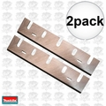 "Makita 793186-4 2pk 6-3/4"" Replacement Planer Blades Makita for 1806B"