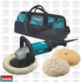 "Makita 9227CX3 7"" Electronic Sander / Polisher"