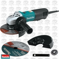 Makita 9558PB 7.5 Amp Motor 5-Inch Angle Grinder with Paddle Switch OB