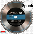 "Makita A-93712 8pk 12"" x 60 Tooth ""Quiet"" Carbide Circular Saw Blade"