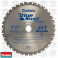 "Makita A-93815 7-1/4"" 36T Mild Steel Cutting Cermet-Tipped Saw Blade"