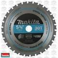 "Makita A-95037 5-3/8"" 30T Carbide-Tipped Ferrous Metal Cutting Saw Blade"