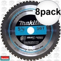 "Makita A-95794 8pk 5-3/8""x56T Carbide Stainless Steel Blade Fits BCS550-BCS550Z"