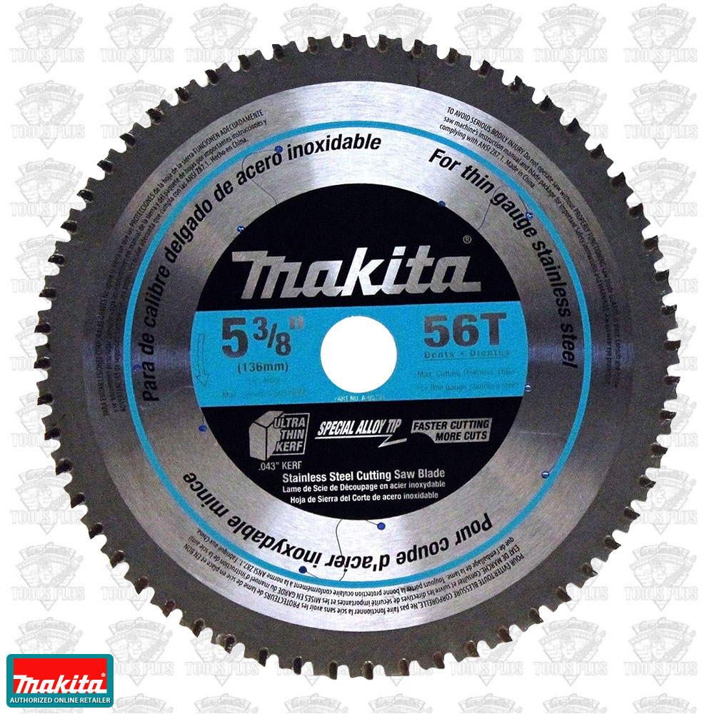 Makita a 95794 5 38x56t carbide stainless steel blade fits makita a 95794 5 38x56t carbide stainless steel blade fits bcs550 bcs550z greentooth Image collections