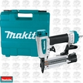 "Makita AF353 23 Gauge, 1-3/8"" Pin Nailer w/Case + Coupler Plug"