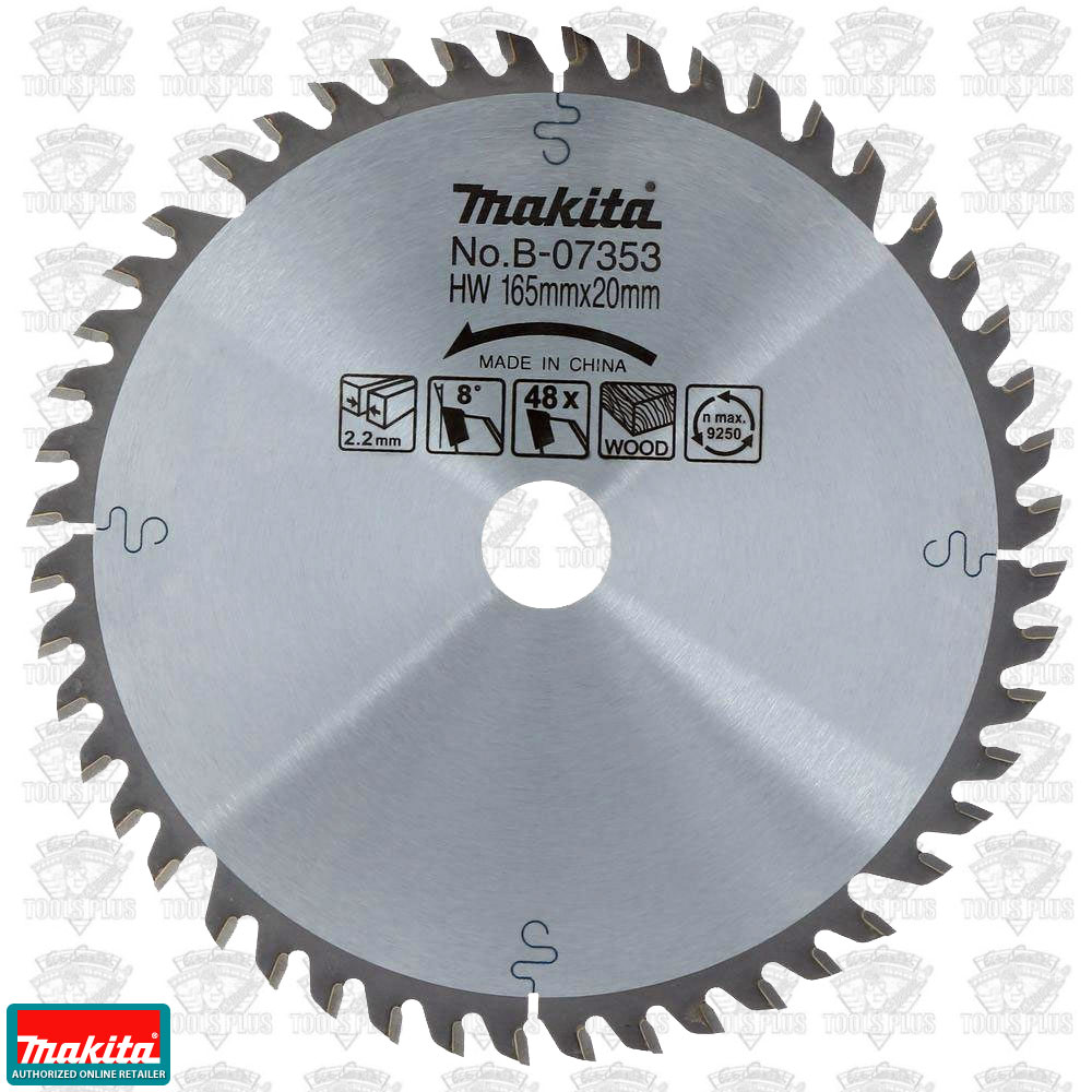 Makita b 07353 6 12 48 tooth circular saw blade for sp6000 plunge makita b 07353 6 12 48 tooth circular saw blade for sp6000 plunge saws by greentooth Images