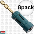 Makita B-35097 8pk Impact GOLD Ultra Magnetic Torsion Insert Bit Holder