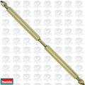 "Makita B-39637 Impact GOLD #2 6"" Phillips Power Bit Double-Ended"