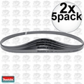 "Makita B-40559 2x 5pk 32-7/8"" x 1/2"" Compact Band Saw Blade 18 TPI"