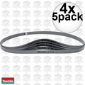 "Makita B-40565 4x 5pk Compact Portable Band Saw Blade 32-7/8"" 24TPI"