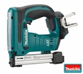 "Makita BST221Z 18 Volt LXT Lithium-Ion 3/8"" Crown Stapler"