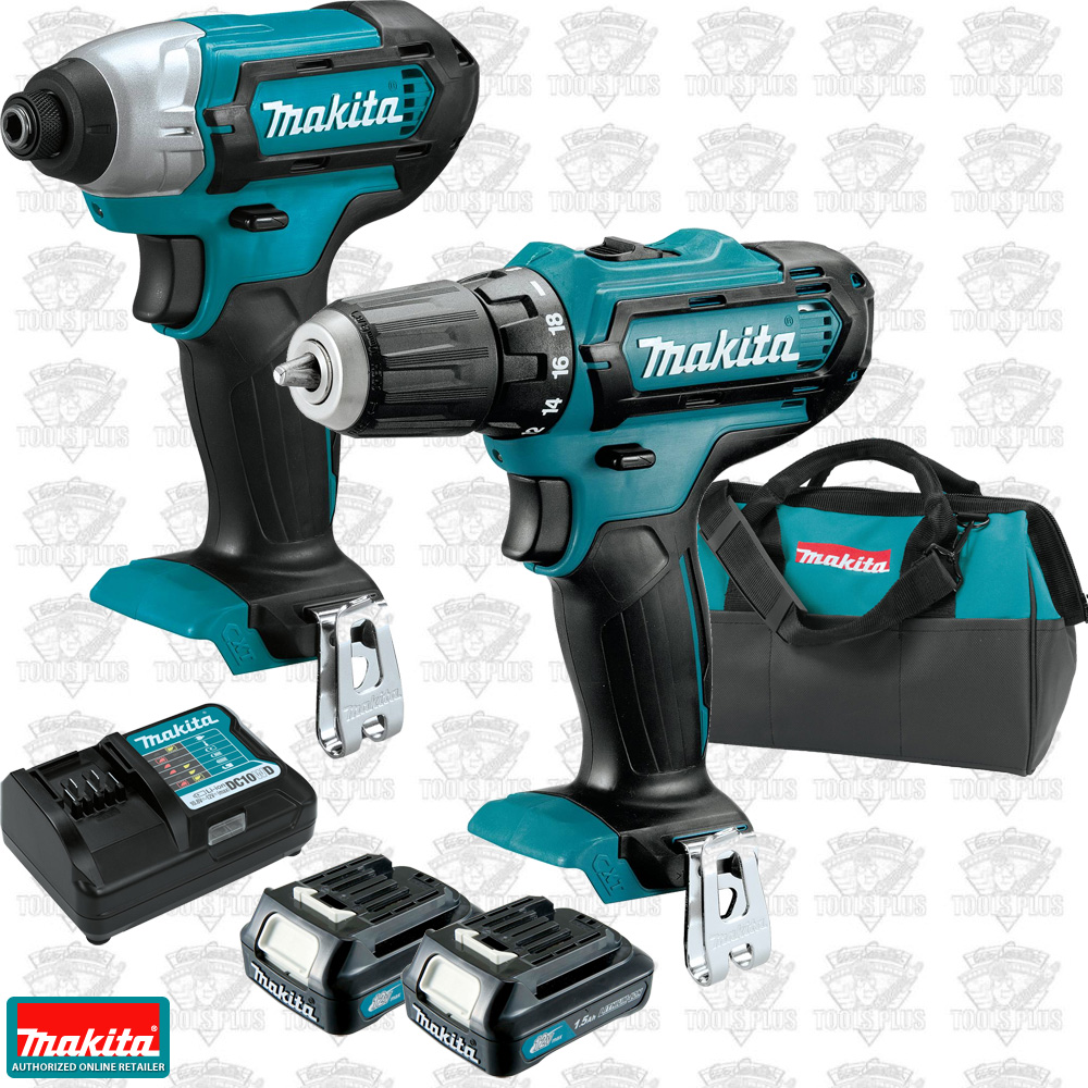 makita ct226 12v max cxt 2 speed li ion cordless impact drill driver combo. Black Bedroom Furniture Sets. Home Design Ideas