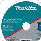 Cut-Off and Grinding Wheels