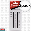 "Makita D-46246 3-1/4"" Double Edge Reversible Carbide Blades"