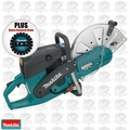 "Makita EK7301 X1 14"" 73CC Power Cutting Gas Saw w/Diamond Blade"