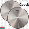 "Makita g 2pk 16-5/16"" x 60T Carbide Circular Saw Blade"