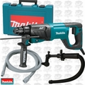 "Makita HR2641 1"" SDS-PLUS 3-Mode Variable Speed AVT Rotary Hammer Kit"