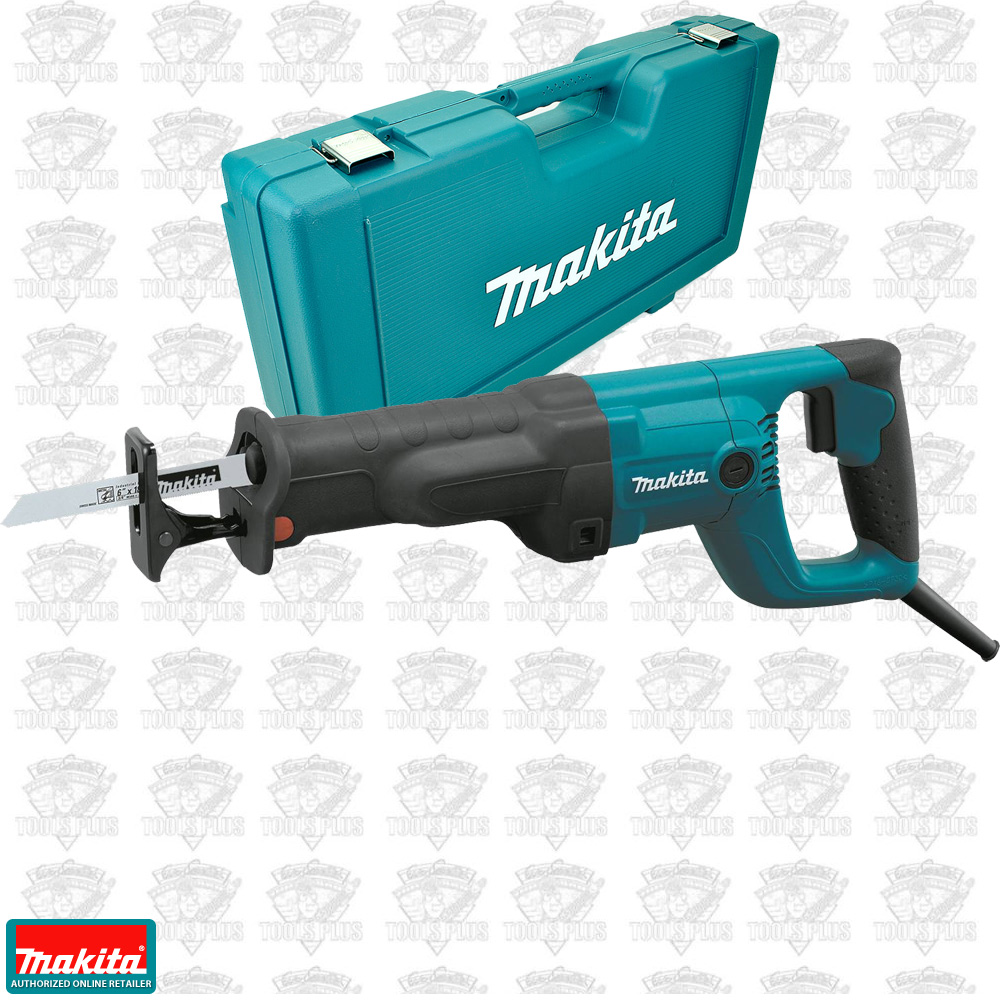 Makita jr3050t 11 amp reciprocating saw w tool less blade change greentooth Gallery