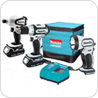 Lithium Ion Powered Tools