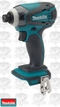Makita LXDT04Z 18 Volt LXT Lithium-Ion Cordless Impact Driver (Tool Only)