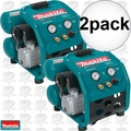 Makita MAC2400 2pk Big Bore 2.5 HP Air Compressor