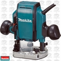 Makita RP0900K Plunge Router 27,000 RPM 1-1/4 HP