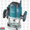 "Makita RP2301FC 3-1/4 HP 15.0 Amp 2-3/4"" Variable Speed Plunge Router"