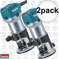 Makita RT0701C 2pk 1-1/4 HP Variable Speed Compact Router