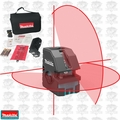 Makita SK103PZ Self-Leveling Combination Cross-Line/Point Laser Set