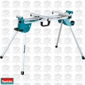 "Makita WST06 100.5"" Adjustable Feed Roller Compact Folding Miter Saw Stand"