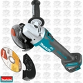 """Makita XAG03Z 18V LXT Cordless 4-1/2"""" Cut-Off/Angle Grinder (Tool Only)"""