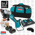 "Makita XAG12PT1 18V X2 LXT Li-Ion 7"" Paddle Switch Cut-Off/Angle Grinder"