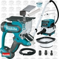 Makita XDS01Z 18V LXT Li-Ion Cut-Out Saw w/HEPA Vac Dust Extraction + Shroud