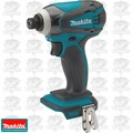 Makita XDT04Z 18 Volt LXT Lithium-Ion Cordless Impact Driver (Tool Only)
