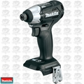 Makita XDT15ZB 18V Lithium Ion Sub-Compact Cordless Impact Driver Tool Only