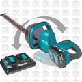 "Makita XHU04PT 18V X2 LXT Li-Ion (36V) Cordless 25-1/2"" Hedge Trimmer Kit"