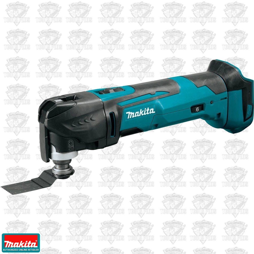 makita xmt03z 18v lxt lithium ion cordless multi tool tool. Black Bedroom Furniture Sets. Home Design Ideas