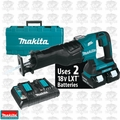 Makita XRJ06M 18V X2 4.0ah LXT Li-Ion 36V Brushless Reciprocating Saw Kit