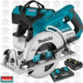 "Makita XSR01PT 18V X2 LXT 36V Cordless Rear Handle 7-1/4"" Circular Saw"