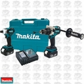 Makita XT252T 18V LXT Li-Ion Brushless Cordless 2pc Combo Kit w/ 5.0Ah Battery