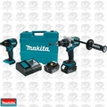 Makita XT257TB 18V LXT Li-Ion Brushless Cordless 2pc Combo Kit w/ 5Ah Batts