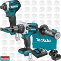 Makita XT268T 18V LXT Li-Ion Brushless Cordless 2pc Combo Kit w/ 5Ah Batts