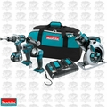 Makita XT439PM 18V LXT Lithium-Ion Cordless 4pc Combo Kit (4.0Ah)