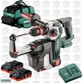 Metabo 600211900 18V Brshlss Rotary Hammer Integrated Dust Collection Kit