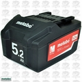 Metabo 625592000 18v 5.2AH Cordless Tool Battery
