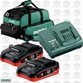 Metabo US625346002 LiHd Ultra-M Cordless Starter Kit w/ 2x 3.5ah + Charger