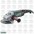 "Metabo 606466420 7"" Angle Grinder 8500 RPM"