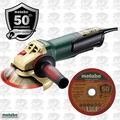 "Metabo WEP 15-150 QUICK Limited Edition 6"" Angle Grinder w/ Paddle Switch"